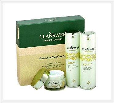 Clanswer Natural Solution Refreshing Care ...