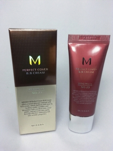 Missha M Perfect Cover B.B.Cream SPF 42 PA...