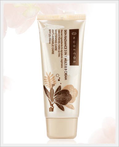 Skin Radiance 3 in 1 Multi B.B Cream SPF 2...