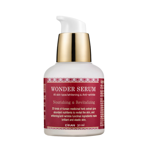 D`RAN Wonder Serum for Nourishing & Revita...