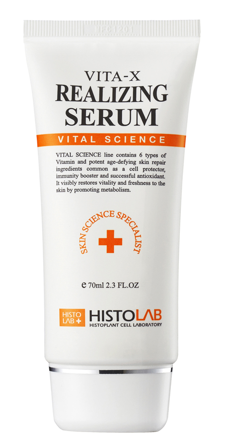 Vitalizing skin care serum