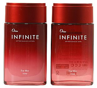 INFINITE After Shave Skin & Lotion
