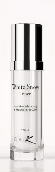 CielK White Snow Toner