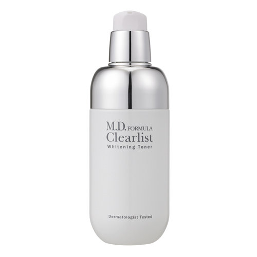M.D. Formula Clearlist Whitening Toner