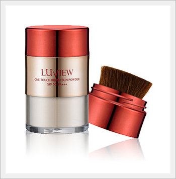 Luview One Touch Brush Sun Powder
