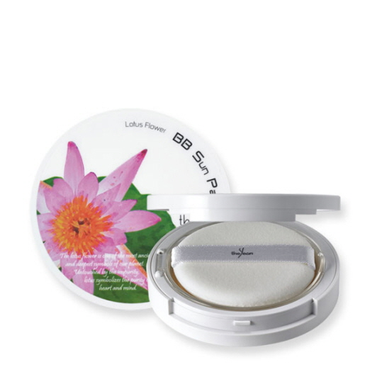 TheYeon Lotus Flower BB Sun Pact (SPF50+/P...  Made in Korea