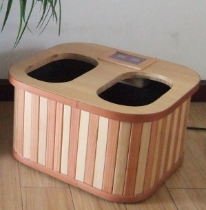 Manufacture and supply portable Foot Sauna