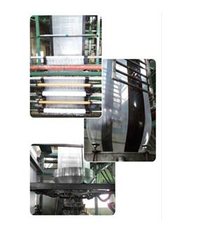 Polyvinyl Chloride Films for Farming Garlic  Made in Korea