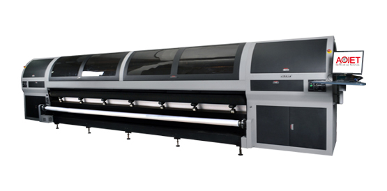 UV printer, large format roll to roll prin...