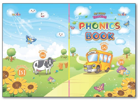 4.My First Talking Phonics Book-for kids,c...