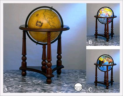 High-Grade Globe  Made in Korea