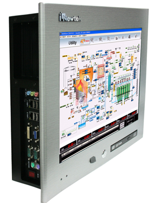 15 inch Touch Screen Panel PC (NTP152SOD)  Made in Korea