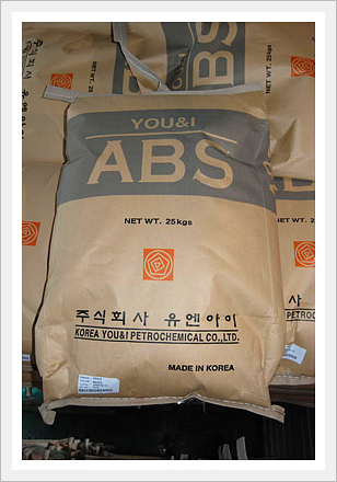ABS (General Acrylonitrile Butadiene Styre...  Made in Korea