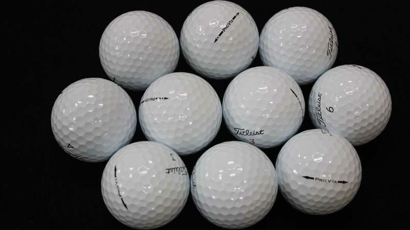 Get used golf balls that have passed strict quality inspection to insure the best experience. Shop a big selection of used golf balls.