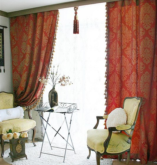 Myhouse Curtain Fabric