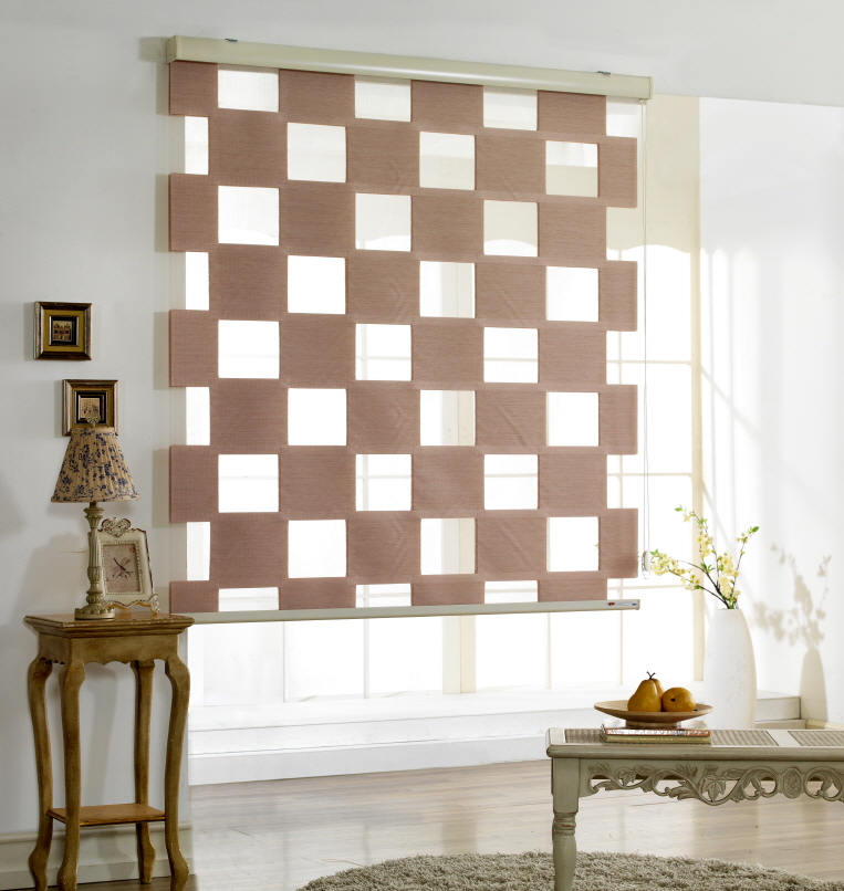 BLINDS ( CUBE )  Made in Korea