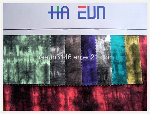 Polyester/Rayon Blended Printing S/S Appar...