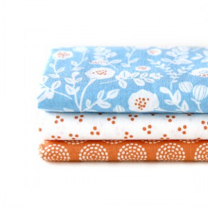 [Dailylike] Quarter Fabric Pack - 49. Beac...