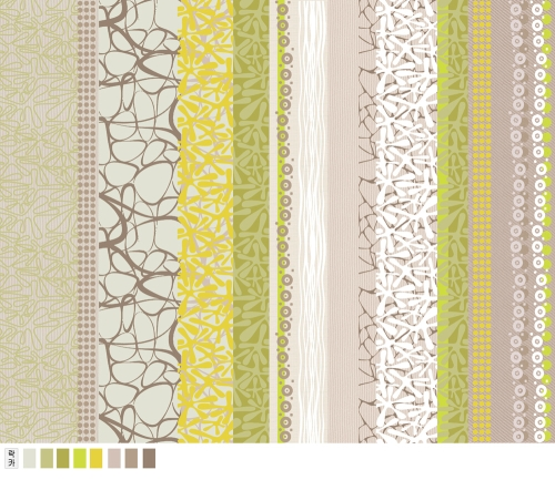 New Textile Designs with Registration of D...