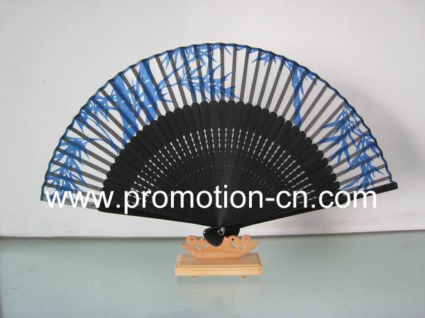 silk fans  Made in Korea