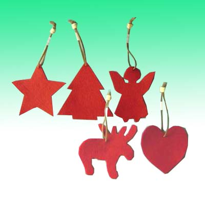 Felt Ornaments with good quality and price  Made in Korea