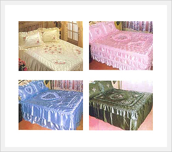 Hand Embroidery Bed Spread Sets