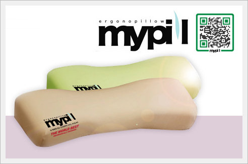 Mypil Pillow  Made in Korea