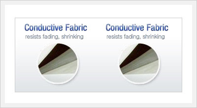 Conductive Fabric  Made in Korea