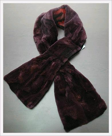 Mink Shawl  Made in Korea