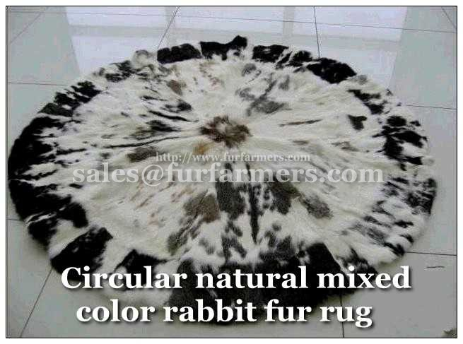 Fur Throws and Rugs