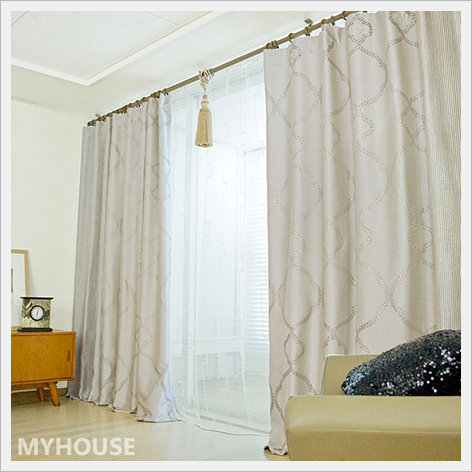 MyHouse Curtain the Roy White