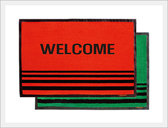 Mat -Welcome  Made in Korea