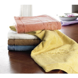 Silk Face Towel