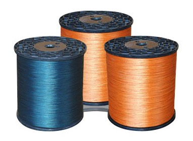 Polyester cable stiff cord
