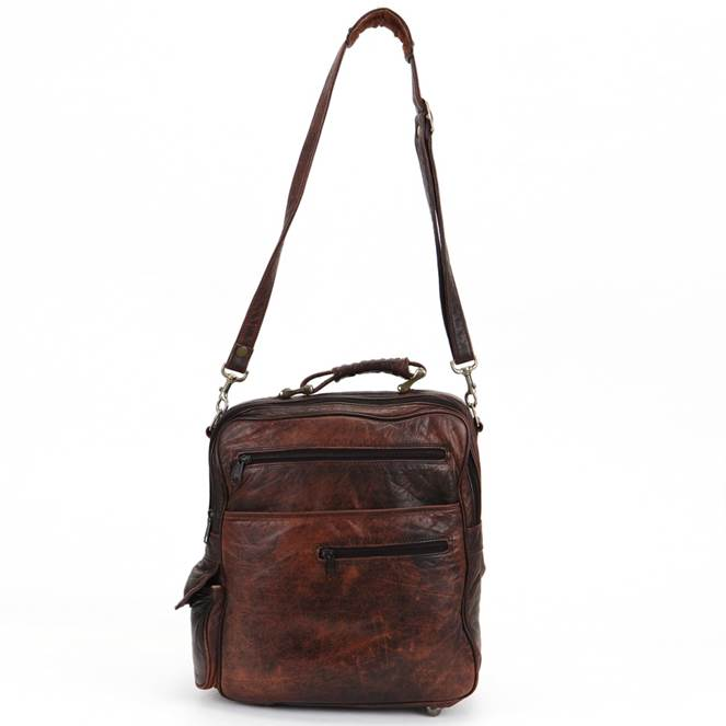 MEN'S SHOULDER BAG  Made in Korea