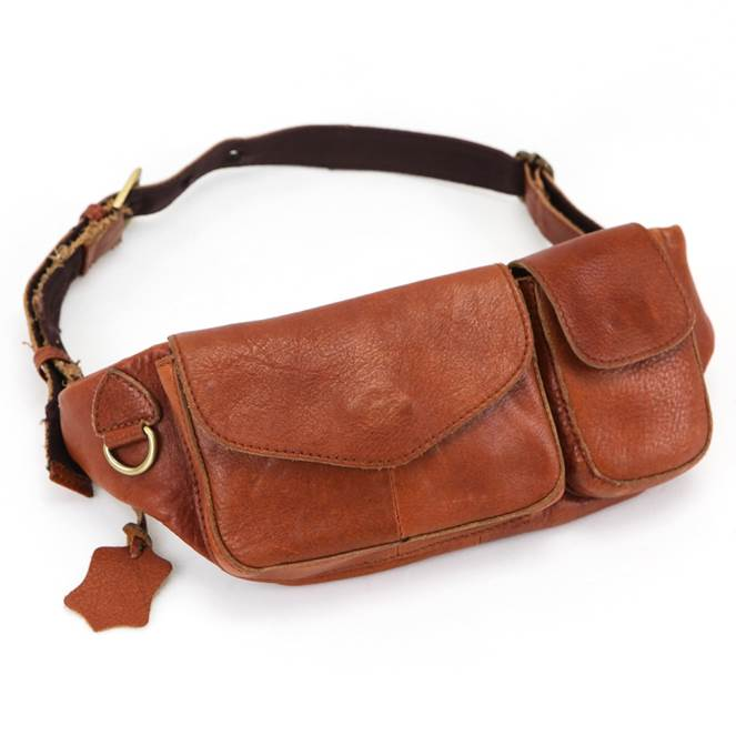 MEN'S WAIST BAG  Made in Korea