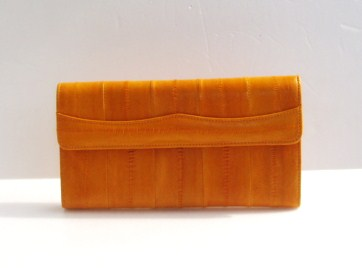 eelskin Purse  Made in Korea