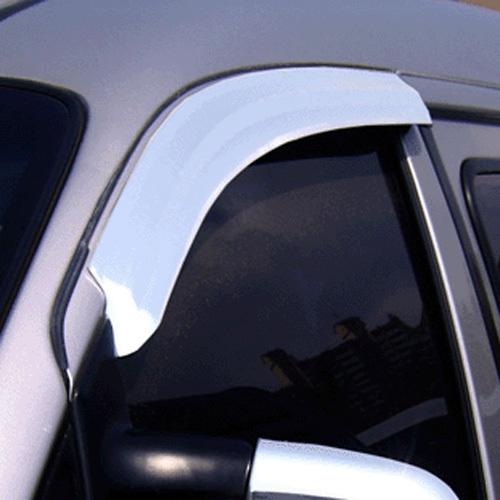 2007 ~ H1 Chrome window visor