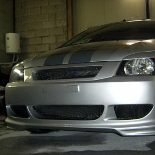 GETZ 2002 ~ 05 Front Body Kit - A type