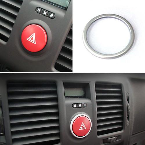 2002 ~ GETZ EM Button Ring
