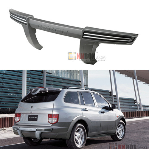 ~ 2006 KYRON Rear Bumper Guard - SY type