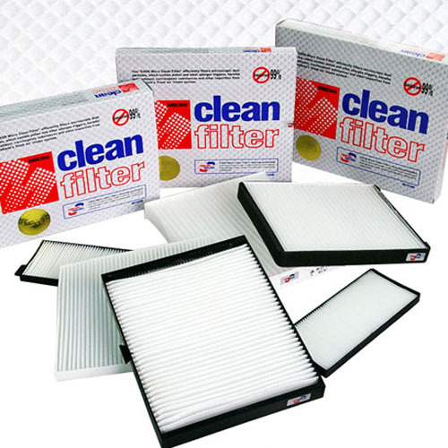 2007 ~ KYRON Clean Filter - E type  Made in Korea