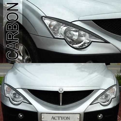 2006 ~ ACTYON Carbon Eye Line - A type