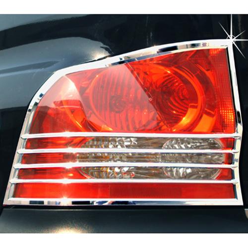 2006 ~ ACTYON Rear Lamp Molding - A type