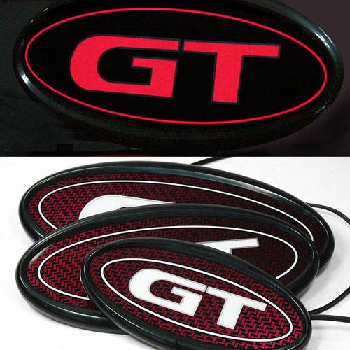LED GT Emblem