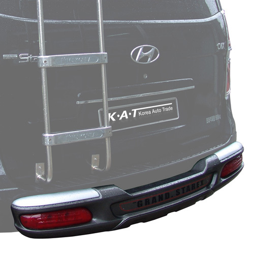 ~ 2006 H1 Rear Bumper Guard