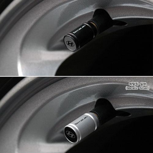TERRACAN Tire Air Cap