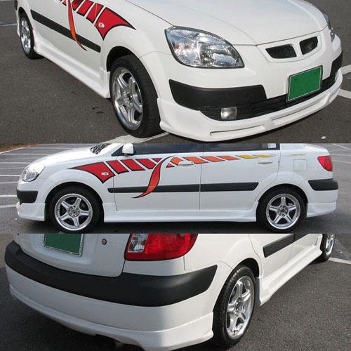 2005 ~ RIO Body Kit - S type