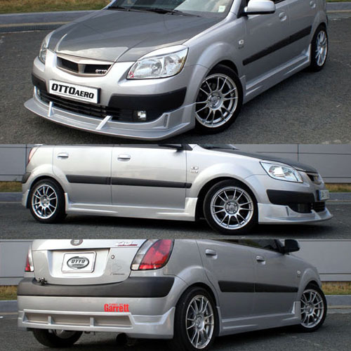 2005 ~ RIO Body Kit Only 5 Door - O type