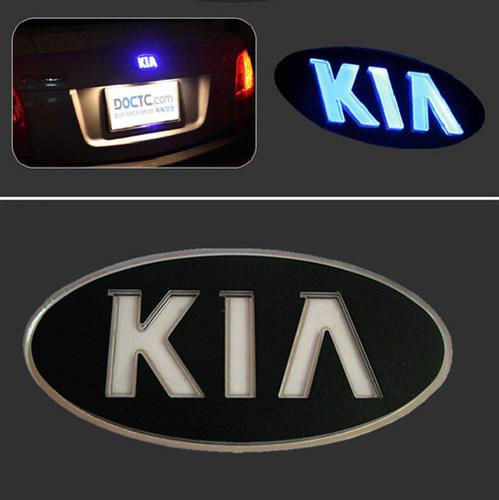 2005 ~ RIO LED Emblem KIA